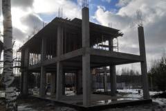 Монолитное строительство